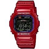[カシオ] 腕時計 ジーショック G-LIDE 電波ソーラー GWX-5600C-4JF レッド