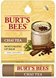 Burt's Bees Chai Tea Lip Balm Blister, 0.15 Ounce