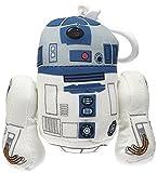Star Wars - Peluche con Sonidos El Despertar de la Fuerza, Robot R2-D2, 11 cm (Famosa 760012883)