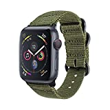 NEAWO Kompatibel Apple Watch Armband, Premium Nylon Uhrenarmband Watch Ersatzband für Apple Watch...
