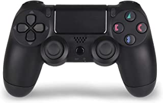 Game Controller For PS4,Wireless Gaming Controller For PlayStation 4 (BLACK)