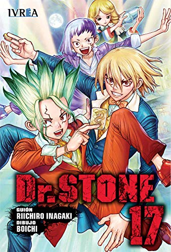 Dr Stone 17
