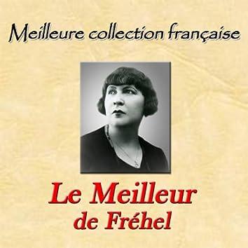 Meilleure collection française: Le Meilleur de Fréhel