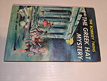 Bobbsey Twins 00: The Greek Hat Mystery GB (Bobbsey Twins) - Book #57 of the Original Bobbsey Twins