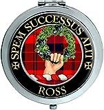 Ross Schottische Clan Kompakter Spiegel