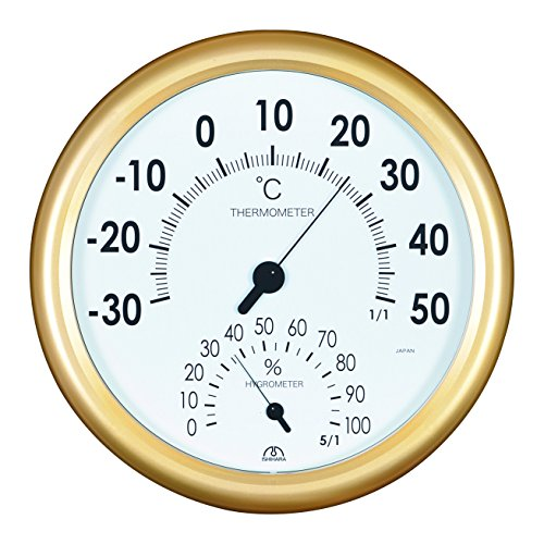 TOEI LIGHT(トーエイライト) 温湿度計 B2024