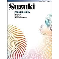 Alfred 00-0152S Suzuki Violin School Violin Part- Volume 5 - Music Book