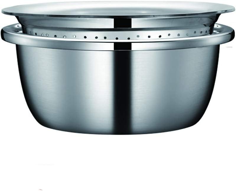 Kitchen Filter Double-layer Stainless Mail order Discount mail order Round Filte Colander Steel