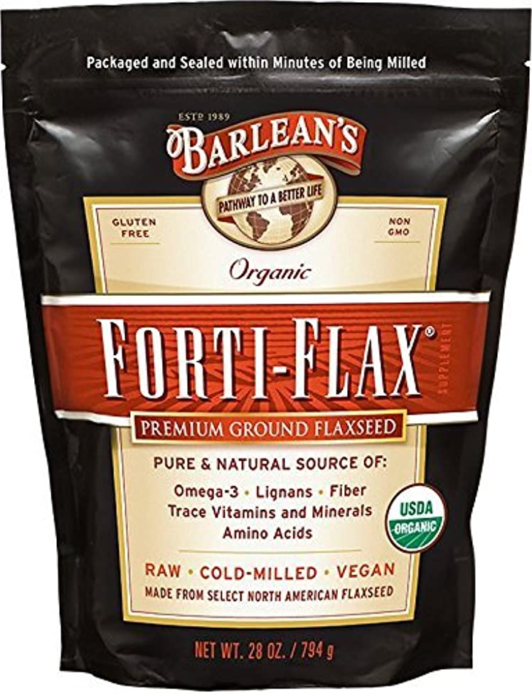3 PACK: Forti-Flax - Pouch - 28 oz.