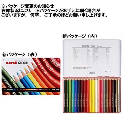 三菱鉛筆色鉛筆88036色K88036CP