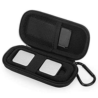 Fromsky Hard Case for AliveCor kardia Mobile Heart Monitor EKG Devices, Travel Case Protective Cover Storage Bag