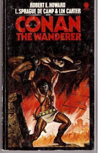 Conan the Wanderer 0722147228 Book Cover