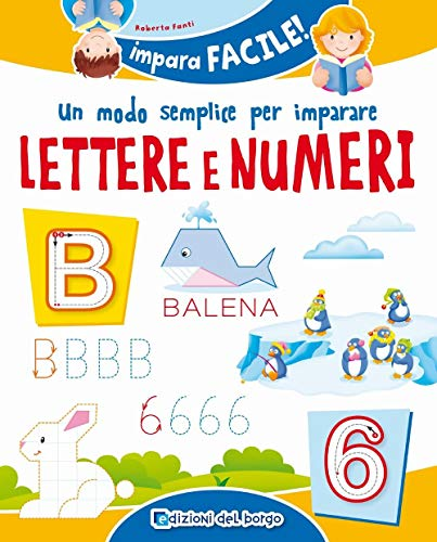 Un modo semplice per imparare lettere e numeri