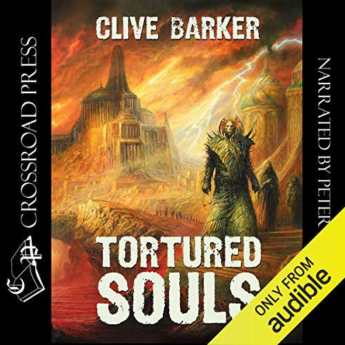 Tortured Souls Audiobook By Clive Barker cover art