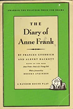 Paperback Diary of Anne Frank Book