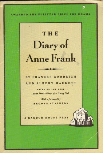 Diary of Anne Frank 0153003804 Book Cover