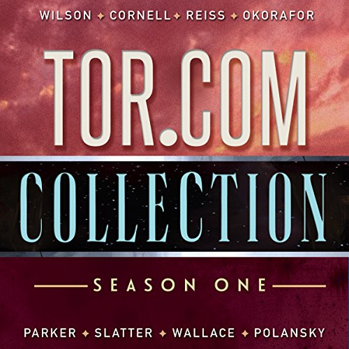 Tor.com Collection: Season 1 audiobook cover art