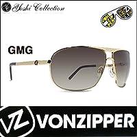 VONZIPPER ボンジッパー サングラス SKITCH スキッチ 9217 021 GMG(GOO) [並行輸入品]