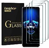 ivoler 3 Stücke Panzerglas Schutzfolie für Asus ROG Phone