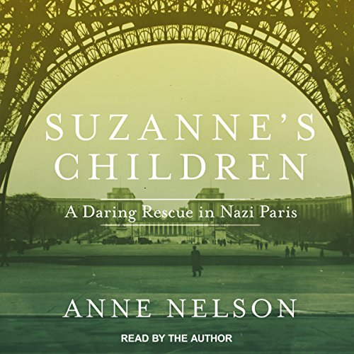 Suzanne's Children audiobook cover art