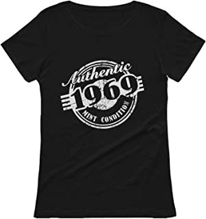 50th Birthday Gift 1969 Mint Condition Women T-Shirt