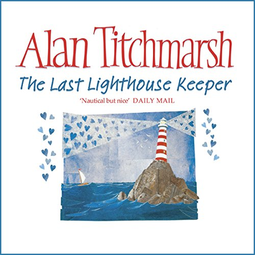 The Last Lighthouse Keeper audiobook cover art
