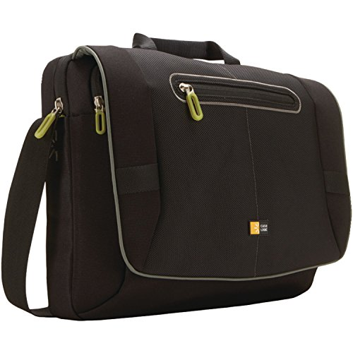 Case Logic PNM-217 17-Inch Laptop Messenger Bag (Black)