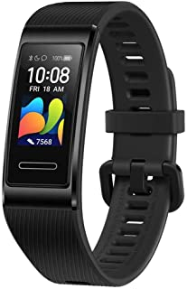 HUAWEI Band 4 Pro, Built-in GPS, Workout Guidance - Graphite Black