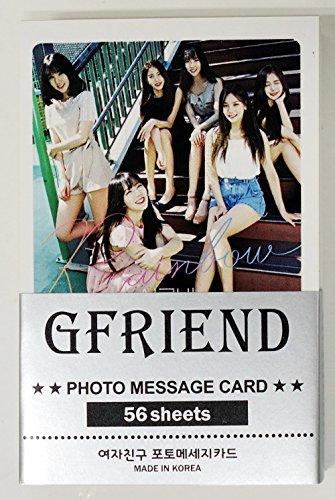Source Music G-Friend GFRIEND - Mini Postcard PHOTOCARD Set 56pcs
