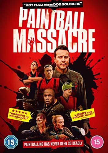 Paintball Massacre [DVD]
