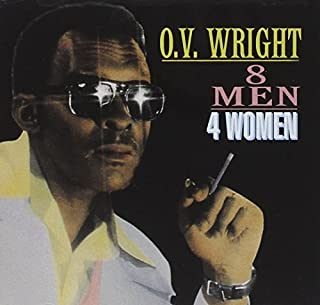 Eight Men, Four Women by Wright O.V (1998-02-17)