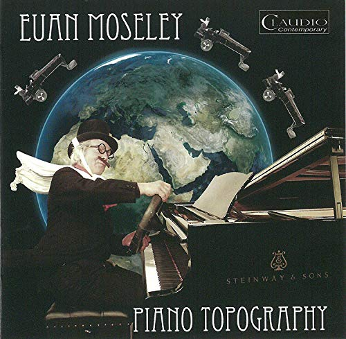 Piano Topography,Vol.1 & 2 [DVD-AUDIO] [DVD-AUDIO]