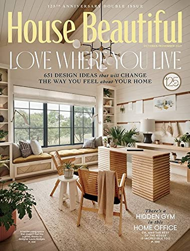 House Beautiful Print Magazine