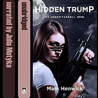 Hidden Trump audiobook cover art