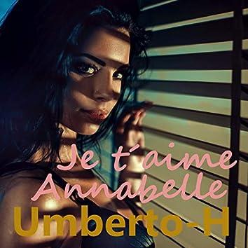 Je t'aime Annabelle