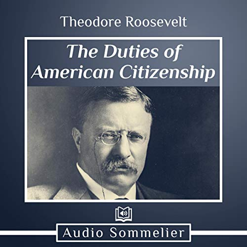 The Duties of American Citizenship audiobook cover art