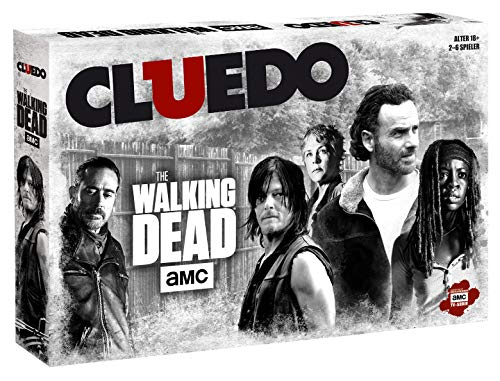 Winning Moves GmbH 11545 - Cluedo: The Walking Dead AMC
