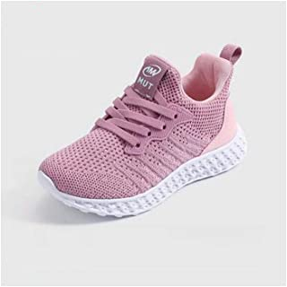 QH Casual Shoes, Shepherd Girls Shoes, Autumn Mesh Breathable Sneakers, Boys Net Shoes in The Big Children Running Shoes Winter