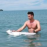 ZUEN 3200W Adulto Buceo Motor Mar Scooter Submarino Deportes Acuáticos Propulsor Blanco