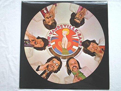 New Vaudeville Band New Vaudeville Band LP New Vaudeville Band NVB1 EX/EX 1970s