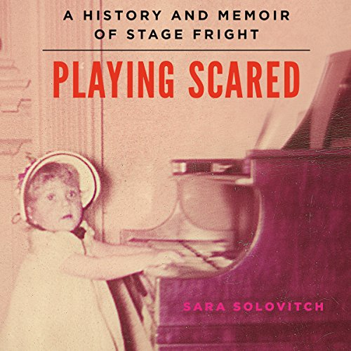 Playing Scared cover art