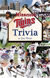 Best minnesota twins trivia questions and answers Reviews