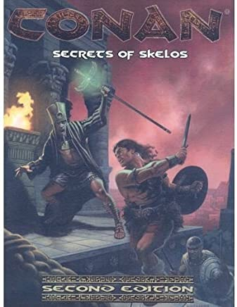 Secrets of Skelos (Conan (Mongoose Publishing)) by Gareth Hanrahan (2008-06-03)