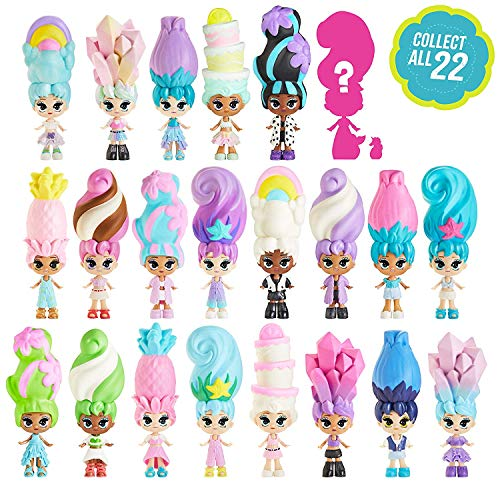 Blume Series 1 - New Friend Will Before Your Eyes! - Set of 2 with 10 Surprises Inside of Each