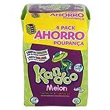 Kandoo Toallitas Húmedas Para Bebé Aroma Melón - 4 Paquetes ( Toallitas), 240...