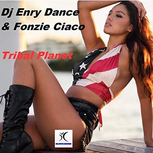 Fonzie Ciaco, Dj Enry Dance