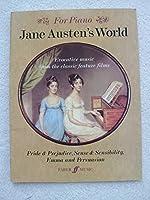Jane Austen's World - Piano - Intermediate