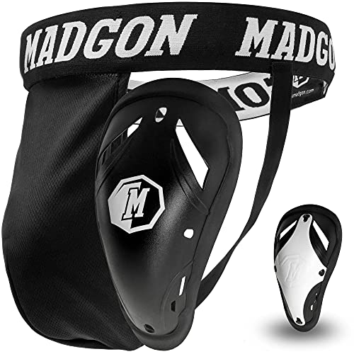 MADGON Tiefschutz für perfekten Sitz....