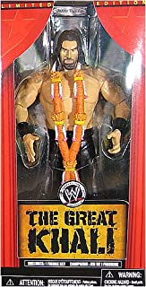 WWE Wrestling Exclusive Action Figure Great Khali by Jakks Pacific