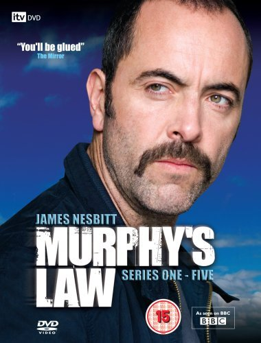 Murphy's Law: The Complete Series 1-5 (Box Set)